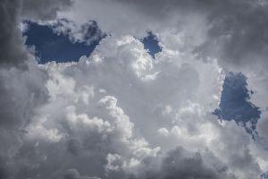 clouds sky blue pexels