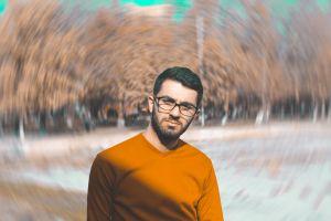 daylight portrait photoshoot wear landscape person fashion adult eyewear man