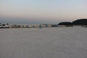 dubai kite beach motor home ocean beach motorhome uae