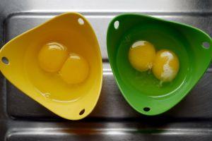 eggs egg food raw poached eggs double yolk luck