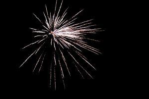 explosion bonfire night firework spark light