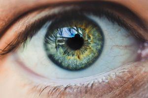 eye big eyes beautiful green eyes