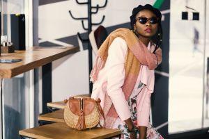 eyewear beautiful female fashion person indoors wear style pretty lady