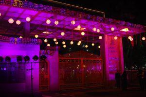 fairy lights photographer nikon gate night flash college night photography