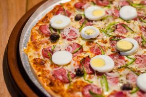 fast food slice dinner food yummy italian cheese mozzarella eggs foodporn