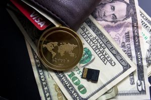 finance currency savings visa wealth financial cryptocurrency money wallet monetary