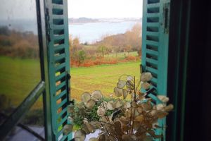 flower shutters europe france ocean green winter brittany inspiration futur