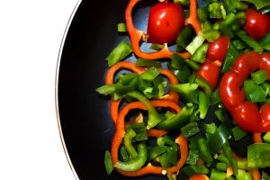 food preparation green pepper healthy lifestyle jalapeno food food photography red pepper