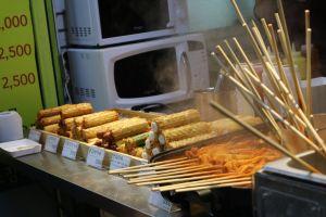 food street food seoul
