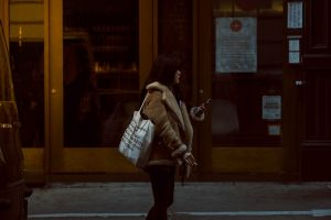girl woman person wear street