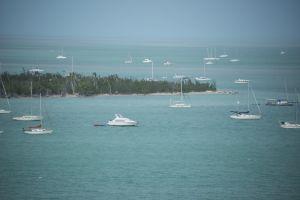 harbour ocean sailing ships water
