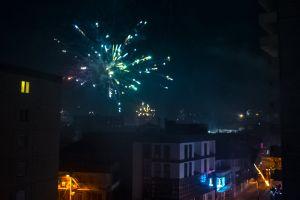 hd wallpaper new year firework