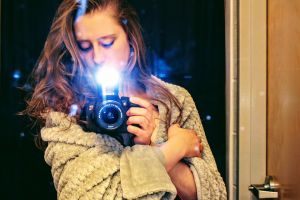 indoors light reflections girl person wear female light woman camera fashion