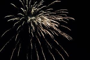 light bonfire night firework spark explosion
