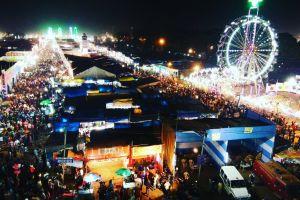 #lights people festival night life night photography