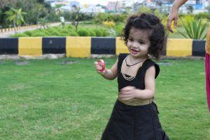 little cute dancer