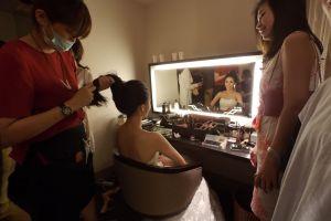 make up #mobilechallenge taiwan wedding
