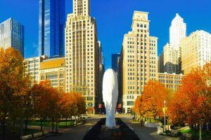 #mobilechallenge chicago park iphone 6 plus building