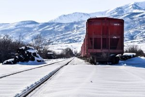 mountains railroad traintracks utah colorado train beautiful