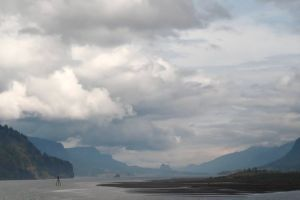 nature landscape valley time-lapse sky cloudscape mountain clouds