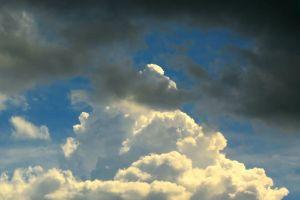 nature sky dark clouds