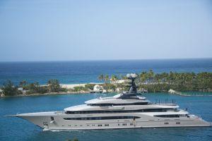 nautical water transportation system daytime sea waves yacht watercraft trees seascape
