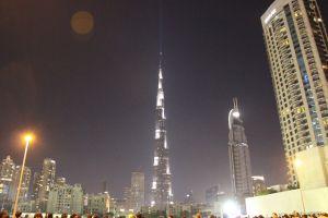 night uae burj khalifa new year's eve dubai