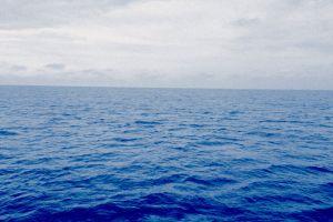 ocean deep ocean blue water