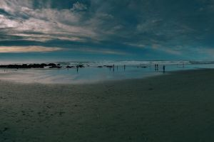 ocean oregon pacific beach