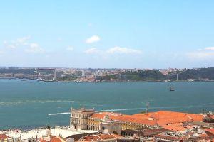 ocean sea town water city
