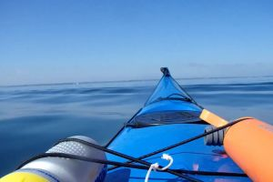 ocean water perspective boat sail sailing sea