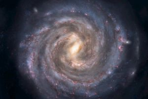 outer space space milky way galaxy