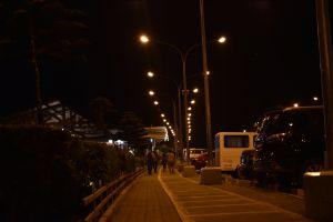 park night lights light philippines car nightsky street parking parking lot line