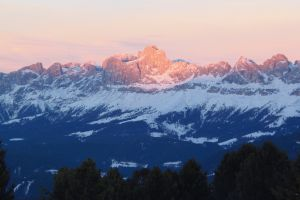 passo oclini mountain snow winter latemar fiemme jochgrimm aldein dolomiti alto adige