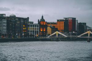 photography bridge cloudy modern life tones capture neutral sky shades