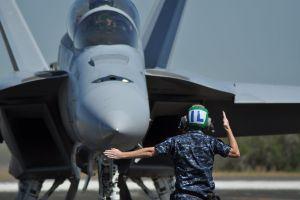 plane pilot f18 fighter jet hornet f-18