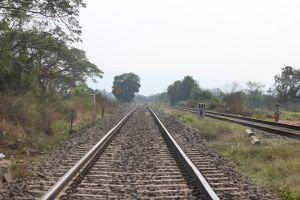 railway line railway train tracks indian railways railway track