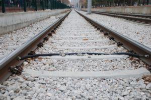 railway way train