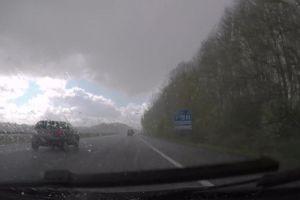 rainy day wipers windshield vehicles cars rain road
