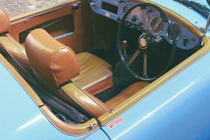 retro car interior vehicle nostalgia automobile antique engineering steering wheel leather dashboard