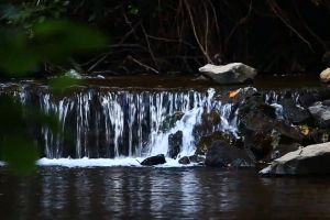 rocks time lapse nature flowing water cascade waterfalls