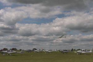 sailplane sky flight airplane plane aircraft aviation