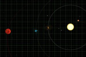 satellite animated space outer space outerspace screen