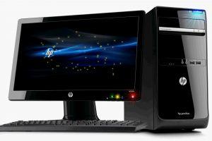 screen desktop electronic device technology keyboard cpu