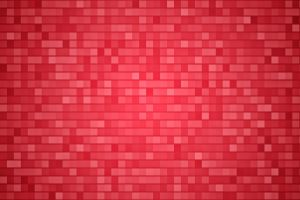 shape red squares background pattern