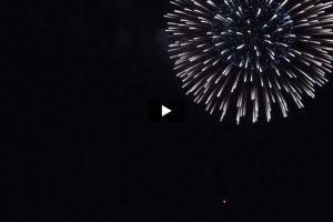 sky celebration dark fireworks new year's eve light night
