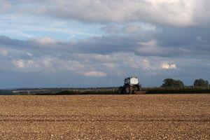 sky field tractor