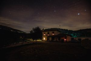 sky night night time dark evening stars starry sky architecture