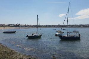 sky watercraft water boats sea yachts ocean