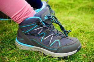 small sport shoe green sneakers